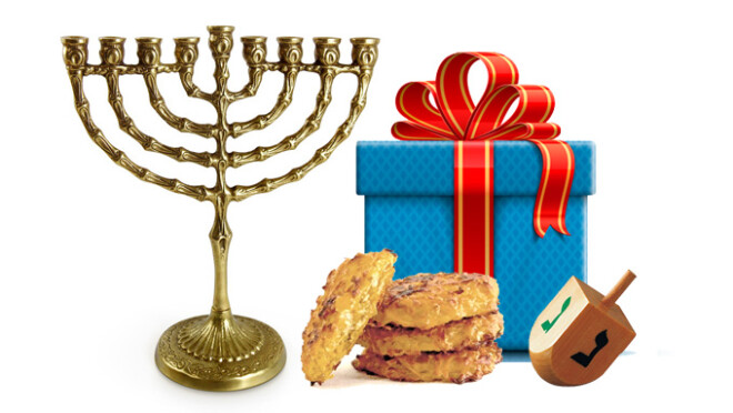 Feast of Dedication (Hanukkah, Festival of Lights) 2018