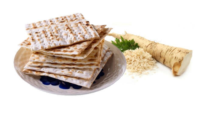 Passover Meal 2021