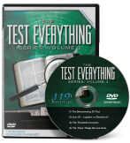 Test Everything Volume 3