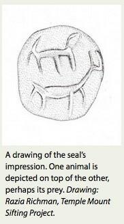 10 Century Seal Impression