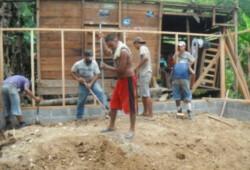 Dona Blanca Home Rebuild