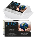 Box of 119 Ministries Cards