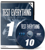 Test Everything Volume 10